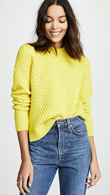 Honeycomb Sweater by Tory Burch
