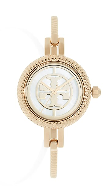 Tory Burch Reva Watch Gift Set, 27mm