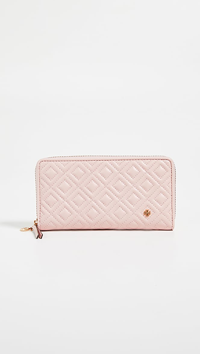 tory burch fleming zip continental wallet shopbop tory burch