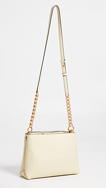 Tory Burch Lily Chain Crossbody Bag
