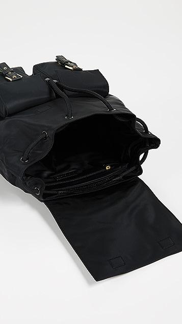 Tory Burch Нейлоновый рюкзак с клапаном Tilda