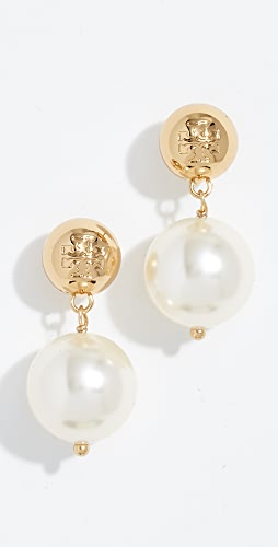 Tory Burch - Crystal Drop Earrings