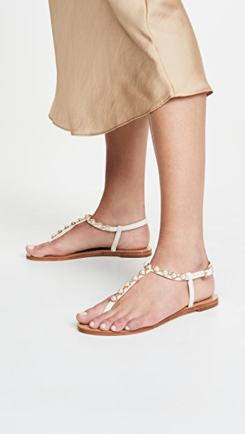 Tory Burch Emmy Pearl Sandals