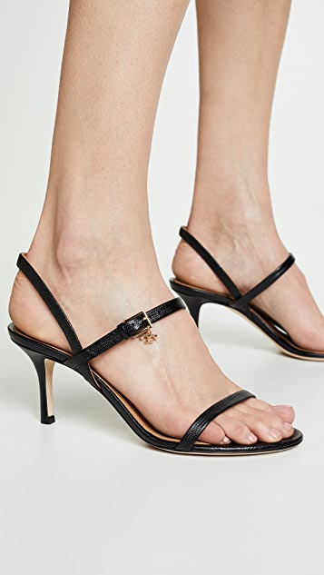 Tory Burch Penelope 65mm Slingback Sandals