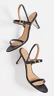 Tory Burch Penelope 65mm 露跟凉鞋