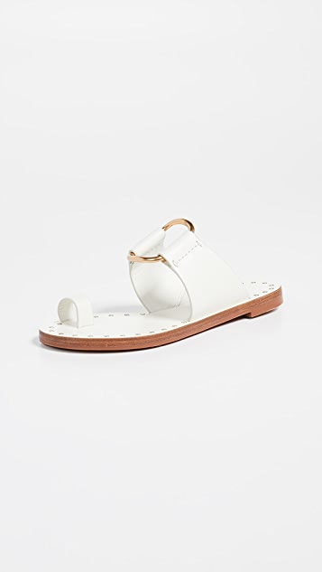 Tory Burch Ravello Studded Sandals