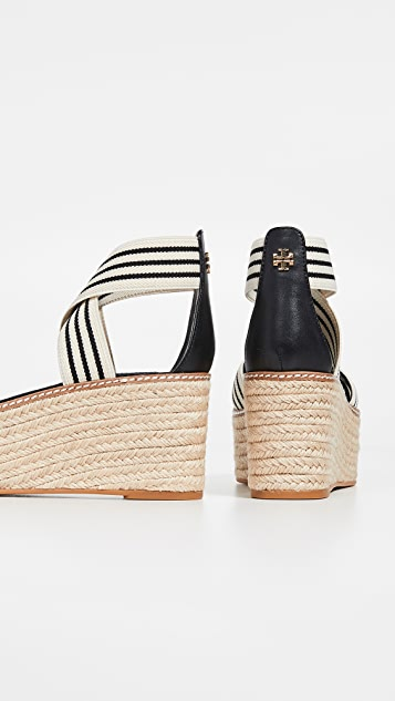 Tory Burch Frieda 50mm Espadrilles