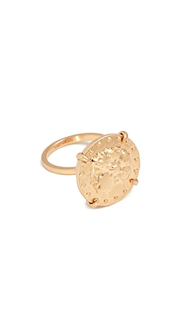Tory Burch Coin Ring