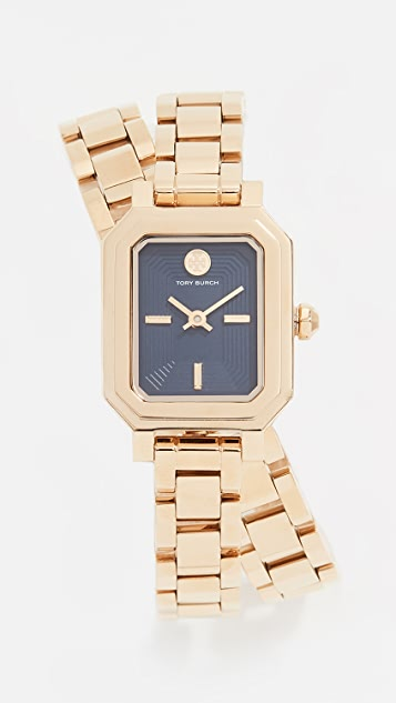 Tory Burch Robinson Mini Bracelet Watch, 22mm