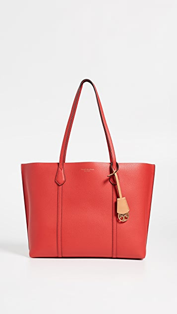 Tory Burch Perry 三隔层手提袋