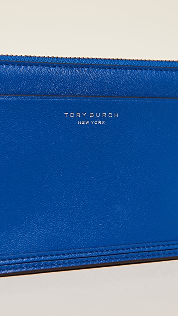 Tory Burch Perry Zip Wristlet