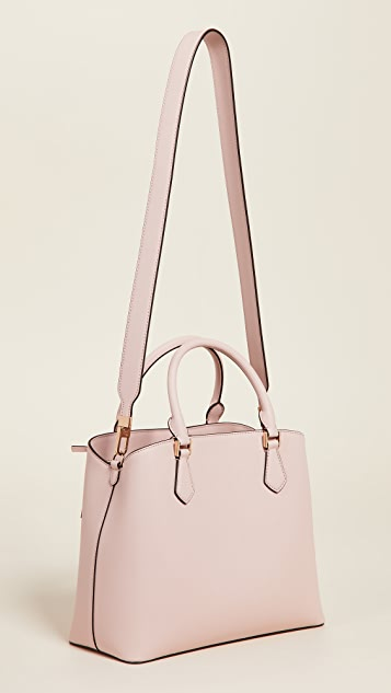 Tory Burch Robinson Medium Triple Compartment Tote