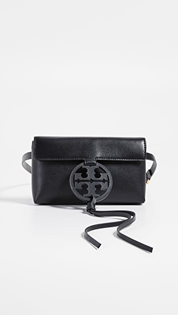 Tory Burch Miller Belt Bag - Black