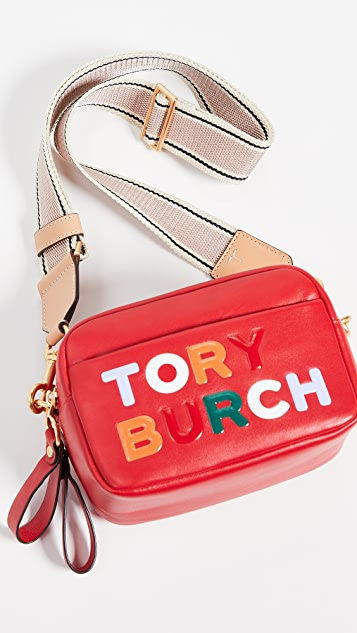 Tory Burch Perry Double Zip Mini Bag