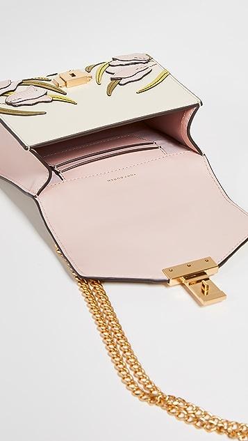 Tory Burch Juliette Applique Mini Bag