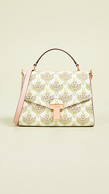 Tory Burch Juliette 顶部提手公文包