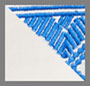 New Ivory/Bondi Blue