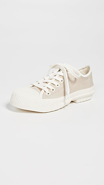 Tory Burch Cap Toe Sneakers