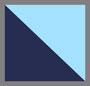 Navy/Light Blue