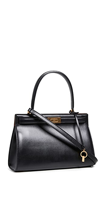 Tory Burch Lee Radzwill Small Bag - Black