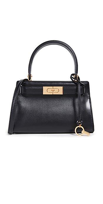 Tory Burch Lee Radzwill Petite Bag - Black
