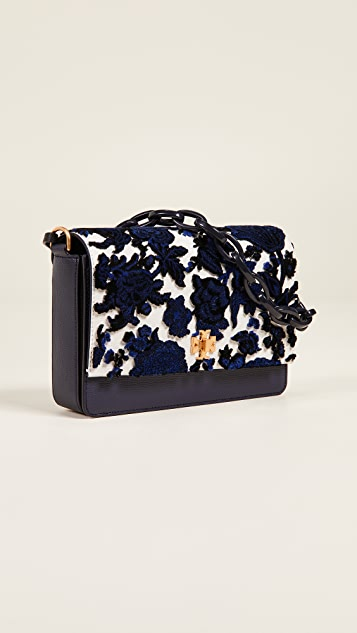 Tory Burch Kira Fil Coupe Shoulder Bag