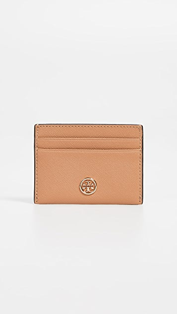 Tory Burch Robinson Card Case