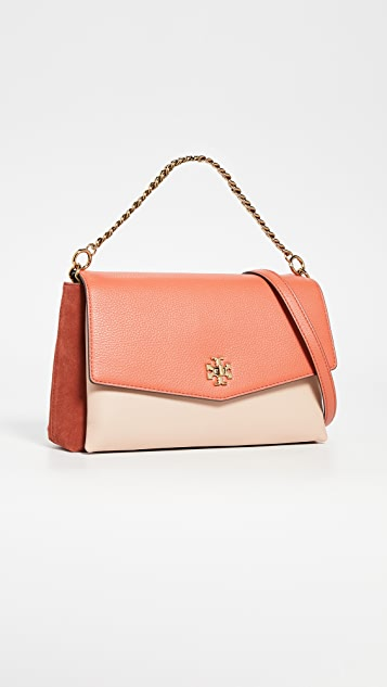Tory Burch Kira Colorblock Shoulder Bag
