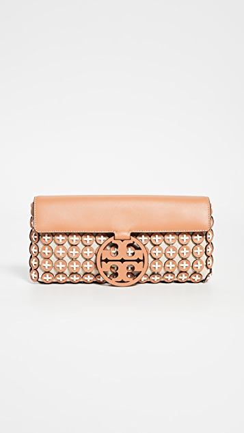 Tory Burch Miller Chainmail 手拿包