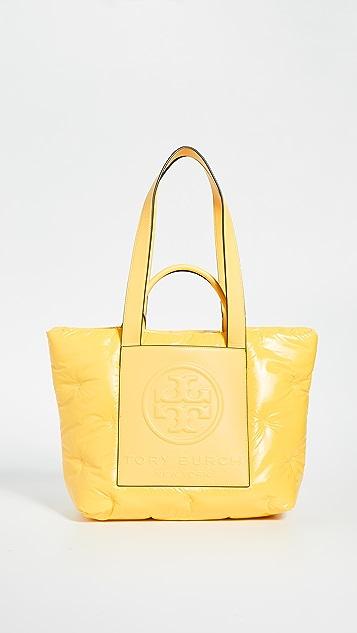 Tory Burch Нейлоновая объемная сумка с короткими ручками Perry Bombe