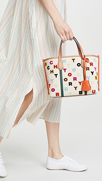 Tory Burch Perry Fil Coupe Tote Bag