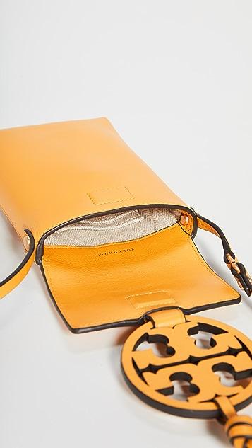 Tory Burch Miller Phone Crossbody Bag
