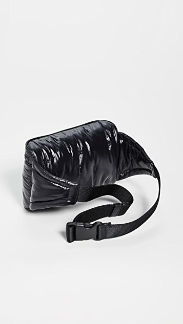 Tory Burch Perry Bombe Nylon Belt Bag