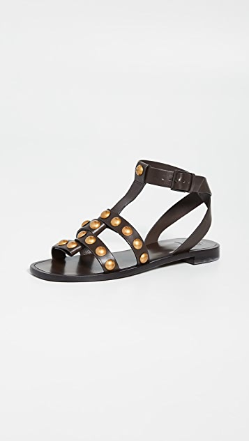 Blythe Gladiator Sandals by Tory Burch