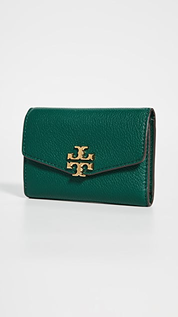 Tory Burch Kira Medium Flap Wallet
