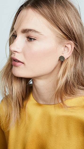 Tory Burch Kira Stud Earrings