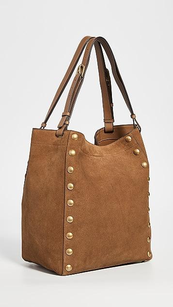 Tory Burch Объемная сумка с короткими ручками Rowan