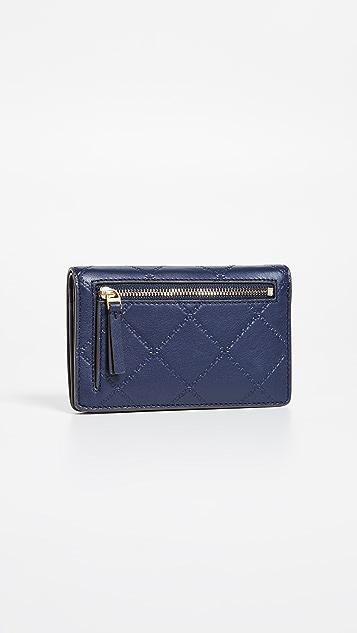 Tory Burch Georgia Slim Medium Wallet