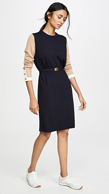 Tory Burch Colorblock Kendra Dress