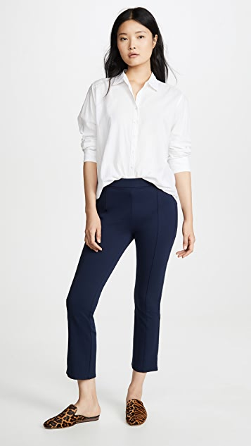 Tory Burch Ponte Flare Pants