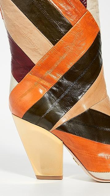 Tory Burch Lila 90mm Boots