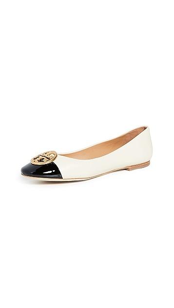Tory Burch 切尔西包头芭蕾平底鞋