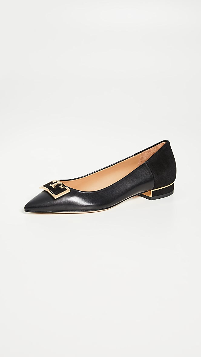 Tory Burch Gigi Pointed Toe Flats