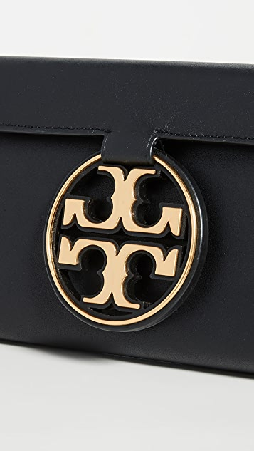 Tory Burch Miller Metal Clutch
