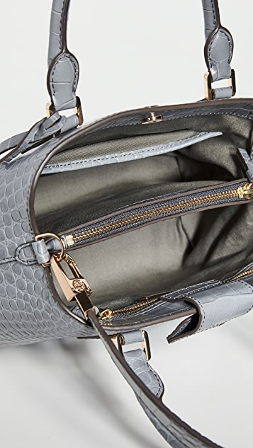 Tory Burch Robinson Triple Compartment Tote Bag