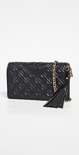 Tory Burch - Fleming Wallet Crossbody Bag