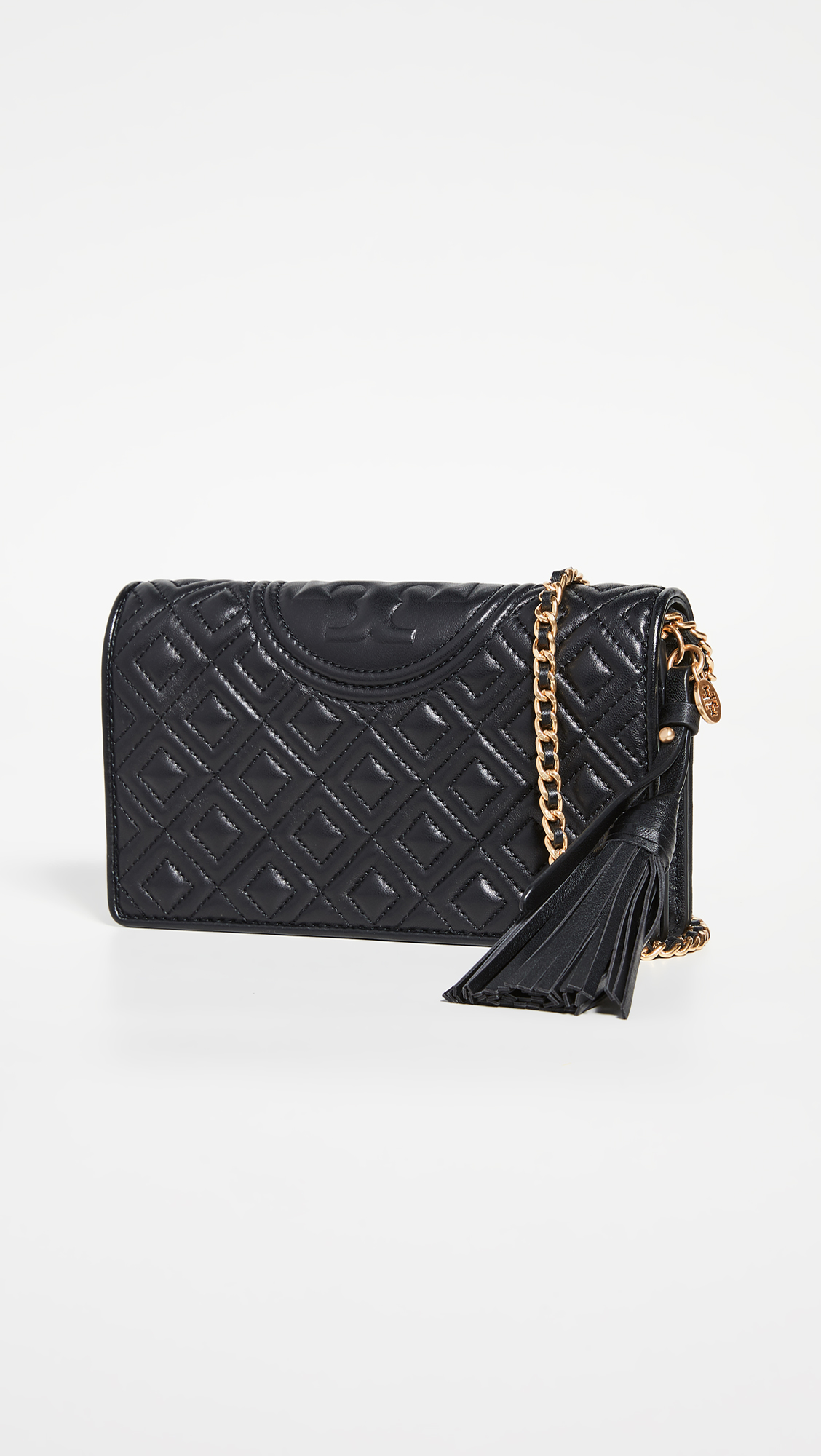 Tory Burch Fleming Wallet Crossbody Bag