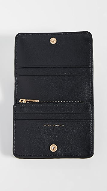 Tory Burch Fleming Card Case Wallet
