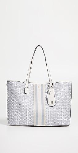 Tory Burch - 双链式帆布手提袋