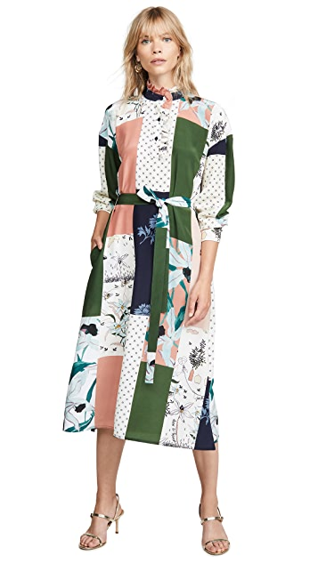 Tory Burch Desert Bloom Dress